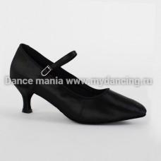 1. Танцмастер 003dR Туфли женские  для европейской программы