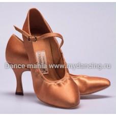 1. Танцмастер 011dR Туфли женские  для европейской программы