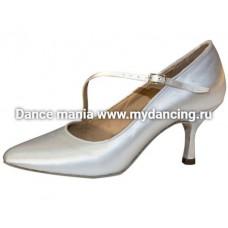 Aida 040А Белый Туфли женские для европейской программы