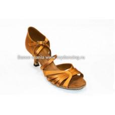 1. Танцмастер 1411 Туфли женские  для латиноамериканской программы