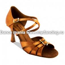 1. Танцмастер 161 Туфли женские  для латиноамериканской программы