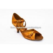 1. Танцмастер 163 Туфли женские  для латиноамериканской программы