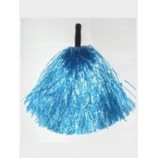 Помпон пластиковый эконом синий