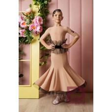 Платье 1112 KW черный FD