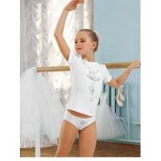 Набор «футболка и трусики» ArinaBallerina