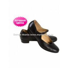 Народные туфли женские