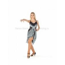 Платье Бахрома Mix