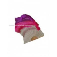 Веера Веялы Фиолетово-розовый