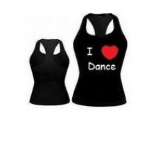 Майка «I LOVE DANCE»